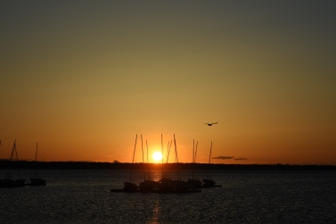 040518 Sunrise in Hyannis